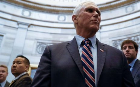 Pence floats possibility of releasing documents Democrats requested, hours before impeachment vote