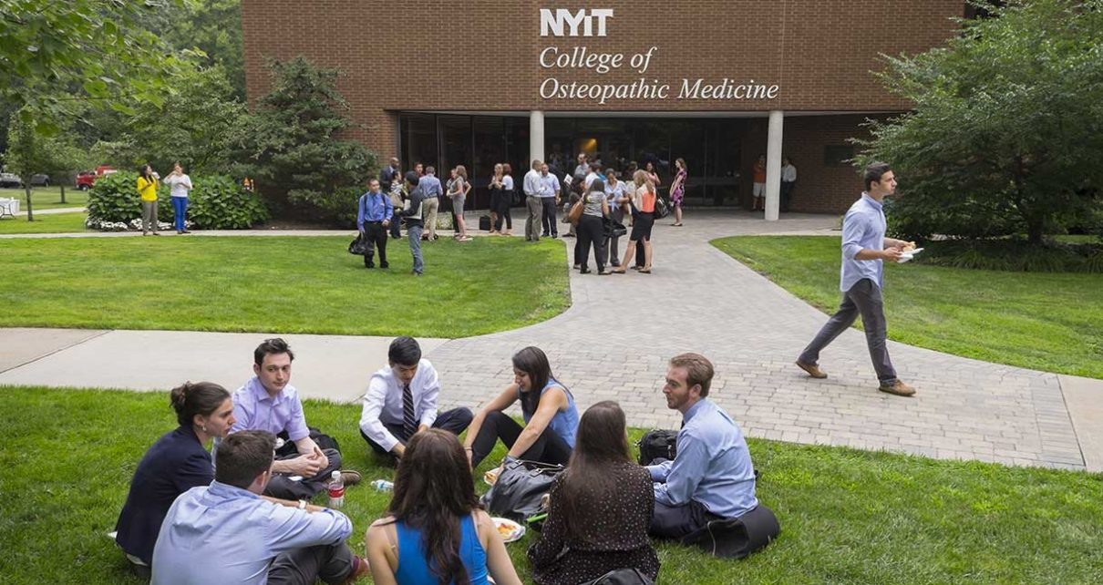Inter-professional education event teaches students in health professions how to work together