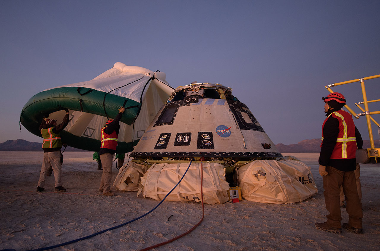 NASA Mulls Next Steps for Boeing's Starliner Astronaut Taxi After Shortened Test Flight