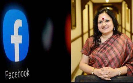 Ankhi Das quits Facebook