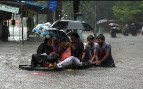 Conditions for northeast monsoon falling in place