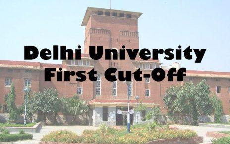 Delhi University releases third cut-off list