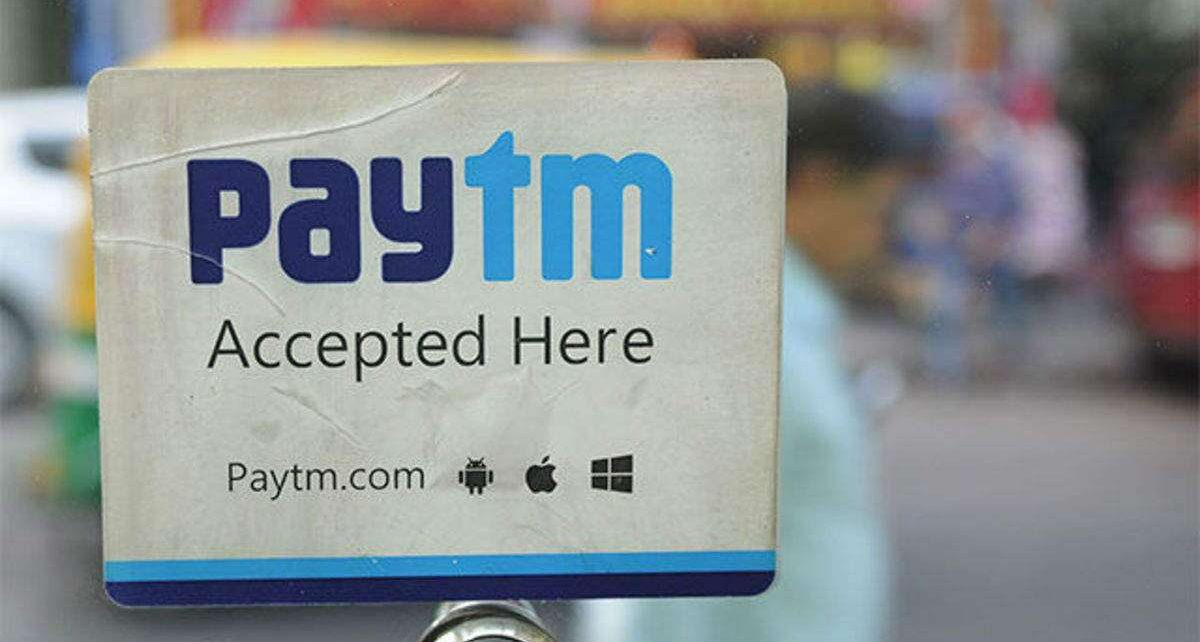 Now, Paytm users have to pay 2% charge on using credit cards to top up wallets