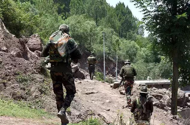 Soldier killed in Pak firing along LoC in J-K's Rajouri