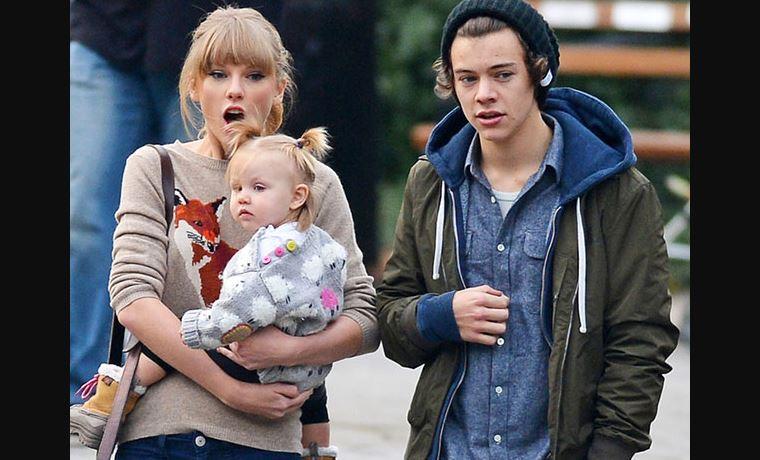 Taylor Swift kid